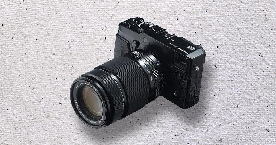 Best Fuji zoom lenses 55-200