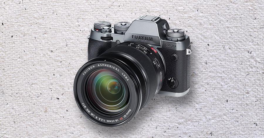 Fuji 16-55mm f2.8