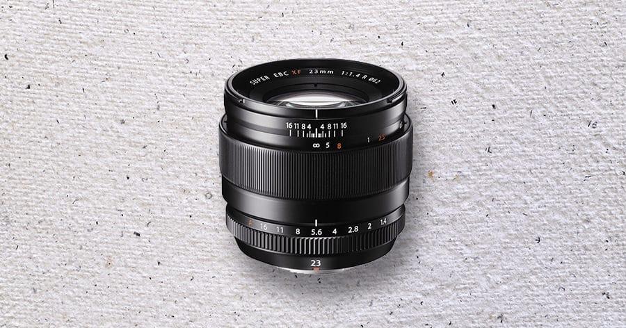 best fuji prime lenses