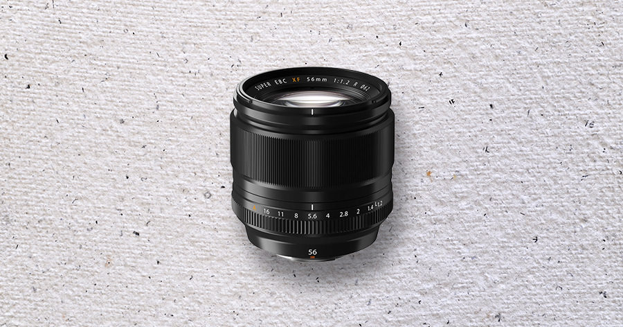 Best fuji x lens for portrait 56mm