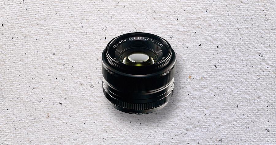 35mm equivalent prime lens