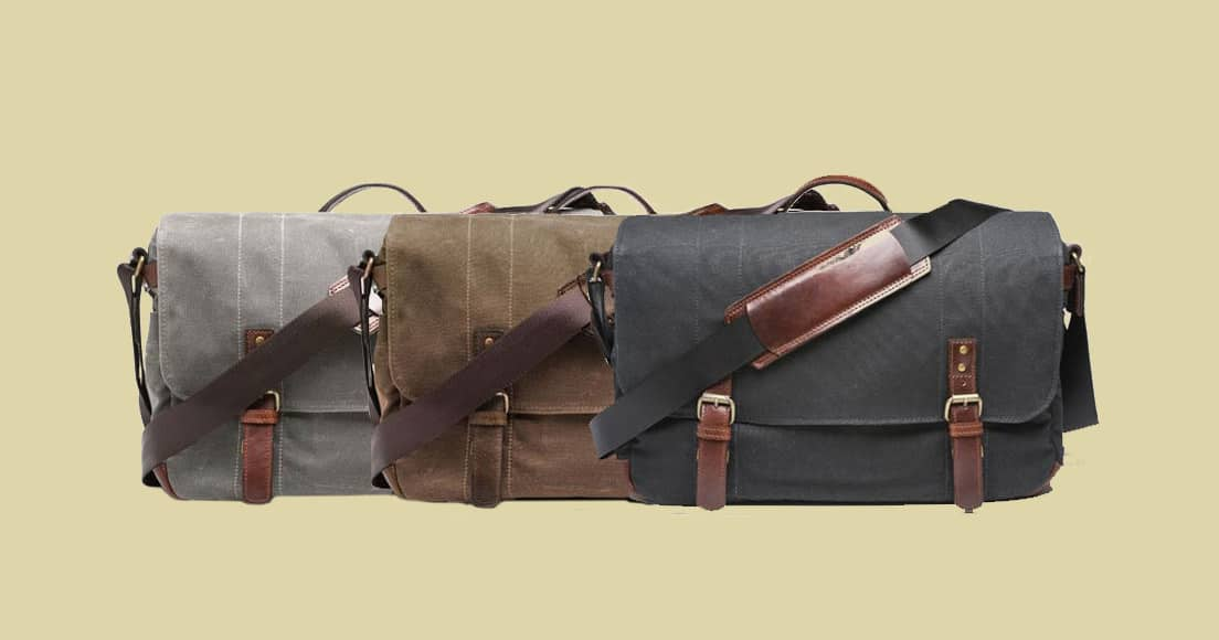 ONA Union Street Camera Laptop Bag