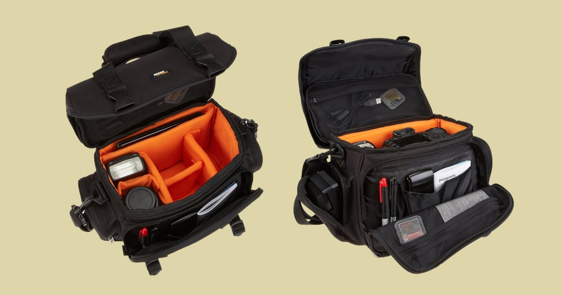 Amazon Basics best camera bags