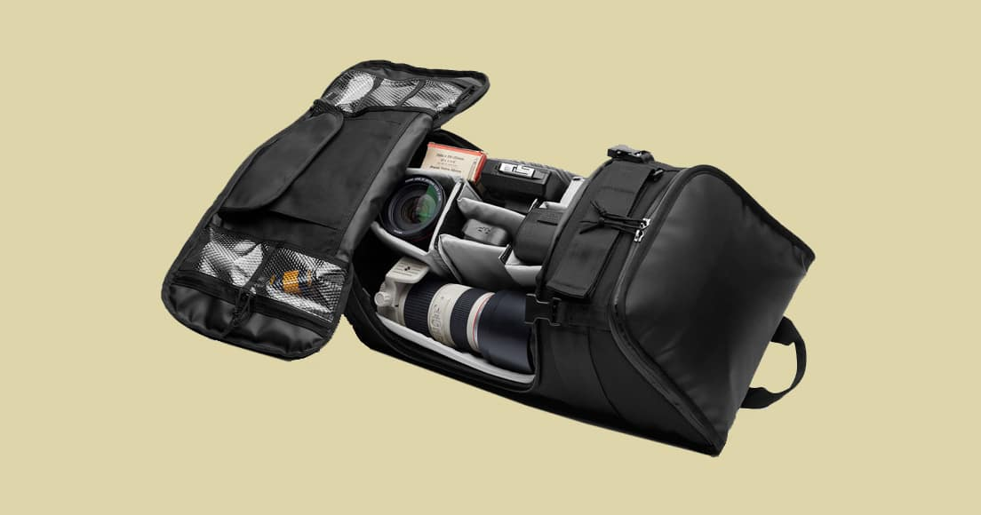 Chrome Niko best camera backpack