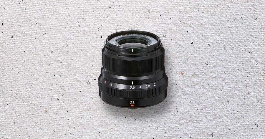 best fujifilm prime lens