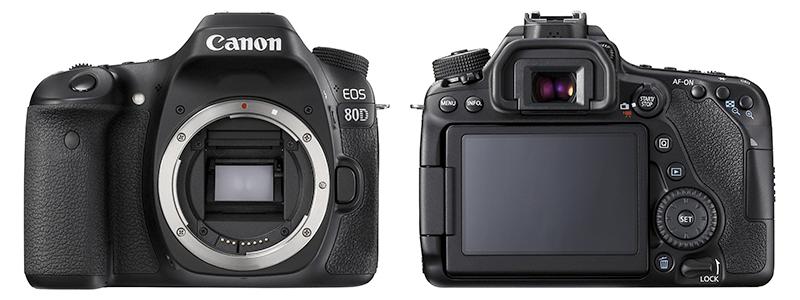 canon eos 80d - Best Canon DSLR camera
